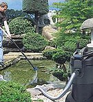 Pond vacs & Maintenance