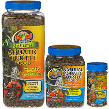 Zoo Med Natural Aquatic Turtle Food- Growth Formula 42.5g